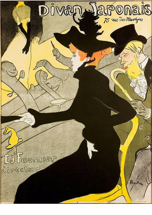 Citylightsnews le opere di toulouse lautrec l for Lautrec torino