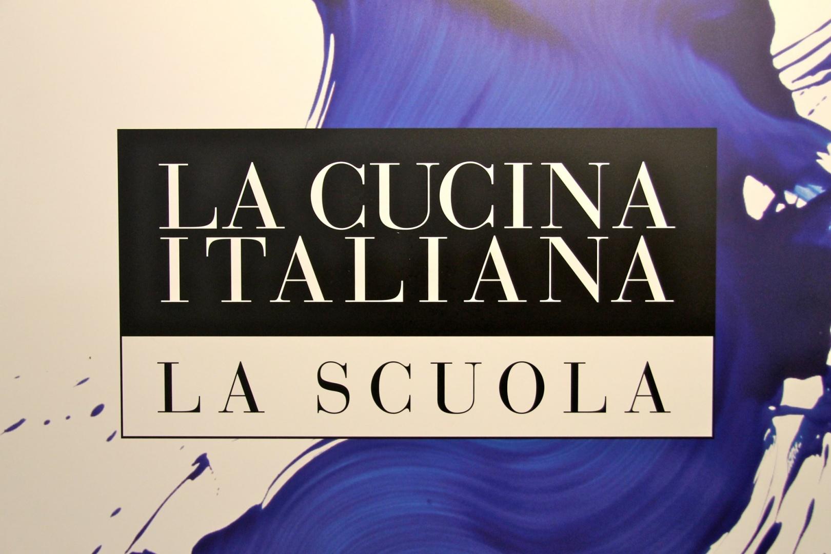 Citylightsnews il cooking flash mob della scuola de la - La cucina italiana corsi ...