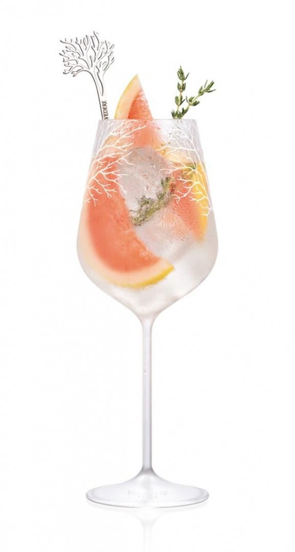 Citylightsnews belvedere spritz collection i cocktail for Bicchiere da spritz