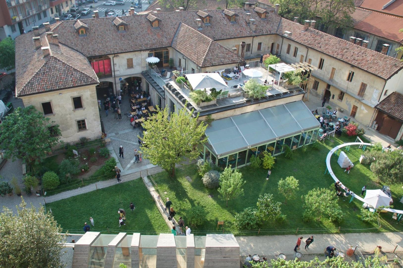 Citylightsnews campus estivo in cascina cuccagna per for La cascina cuccagna milano